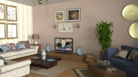 Design 18.7 - Eclectic - Living room - by Rooooo