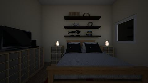 kyle room10 - Bedroom - by Kmstyles84