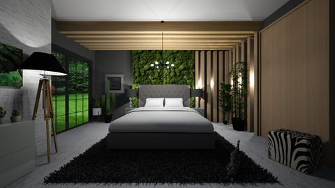 bedroom - by leo435