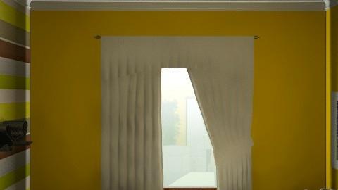 2 Gyerek szobája4 - Minimal - Kids room - by Vargn Nagy Ceclia