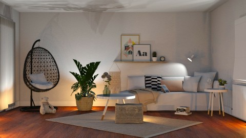 Apartment Redecoration - by barnigondi