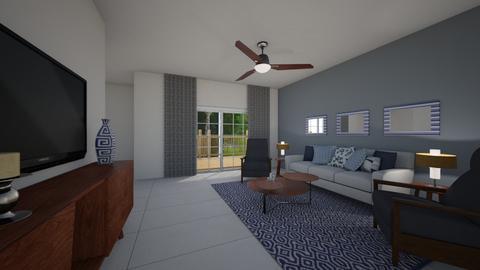 Daisy de Arias 4 Carnegie - Modern - Living room - by Daisy de Arias