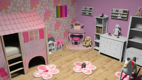 mmm - Modern - Kids room - by dorcusska