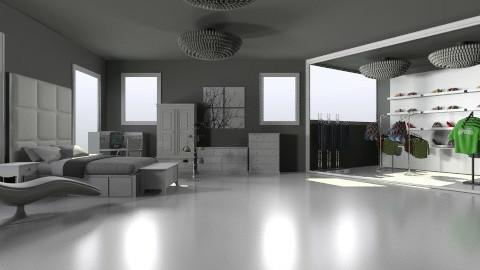 Bedroom  - Classic - Bedroom - by Kim