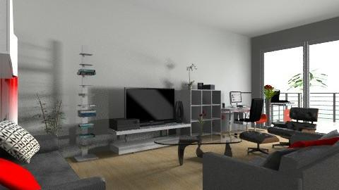 Apt - Modern - by decora88