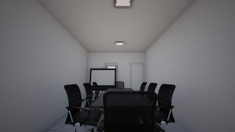 hakitaak meetng 2a - Office - by fu zi ya