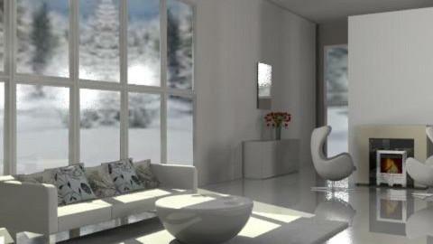 minimal - Minimal - Living room - by ellena_nice