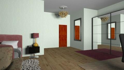 my ideal bedroom - Vintage - Bedroom - by elisabenisra