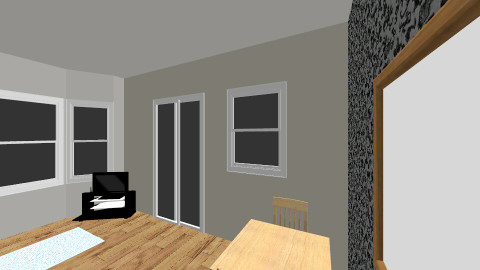 Lounge / Diner - Living room - by richhills
