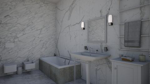 Bathroom Marble - Bathroom - by Arevhat