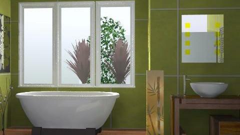 bathroom - Country - Bathroom - by leendave
