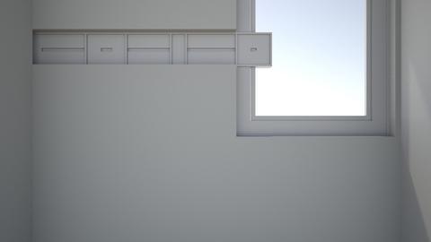attic room - Bedroom - by ashleyfernandez