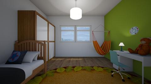 Twerka - Kids room - by Twerka