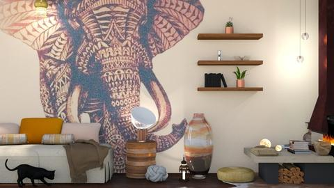 Rani - Global - Bedroom - by LaModeCeleste