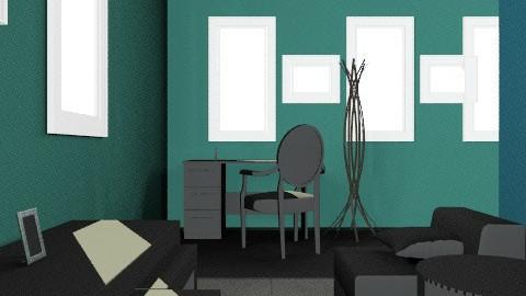 Quarto do casal - Feminine - Dining room - by Pamela Andrade