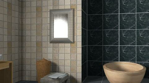 Bathroom - Global - Bathroom - by hennievanhennie