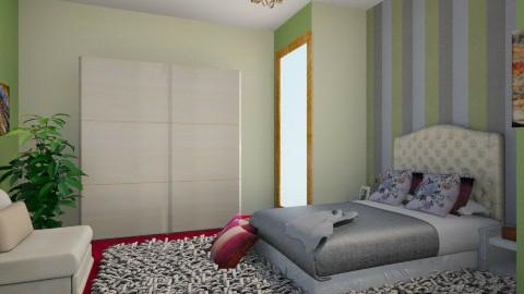 Master Bed Room - Modern - Bedroom - by Salma Elsheikh