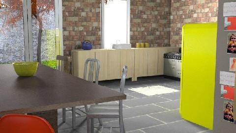 Kitchen design - Kitchen - by consider this design