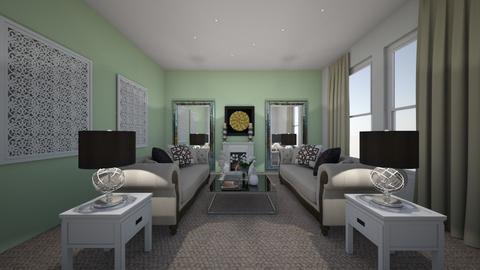 Dnevna  - Living room - by Hilda Ni