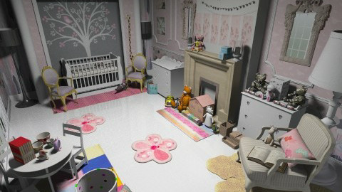 nursery - by elli