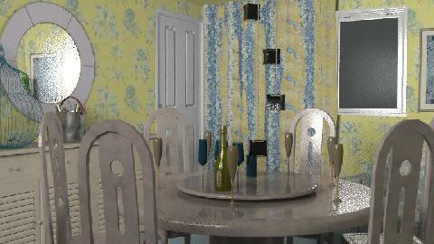 RR18_2 thur1 - Dining Room - by FRANKHAM