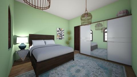 bedroom - Bedroom - by chloebear