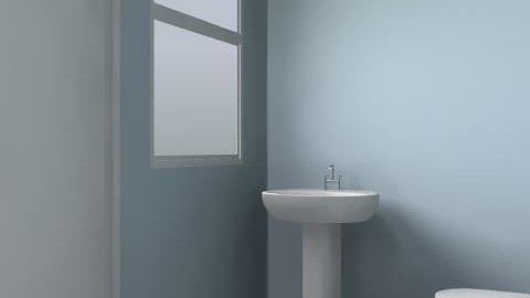 Bathroom (CPBRFB) - Minimal - Bathroom - by cocolgooh