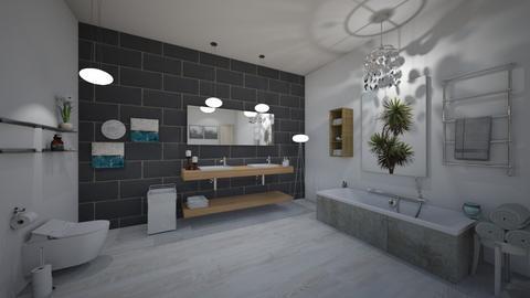 bathroom - Bathroom - by Jennifer Baines