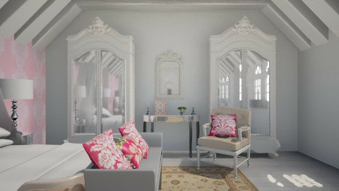 princess dream - Kids room - by ElviraDa