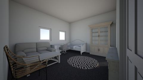 Trinitys bedroom - Bedroom - by vanessayz