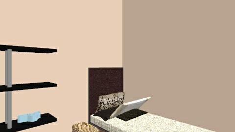 Future Bedroom  - Bedroom - by maifuimaono