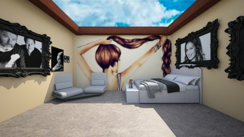 Taxi girl - Classic - Bedroom - by Taxi girl