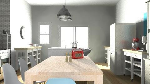 Morgans kitchen diner - Classic - Kitchen - by brunomars12
