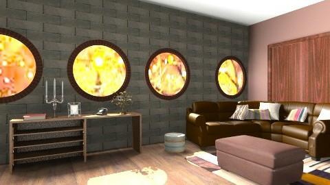 Mogano - Minimal - Living room - by Phoebe Ficer