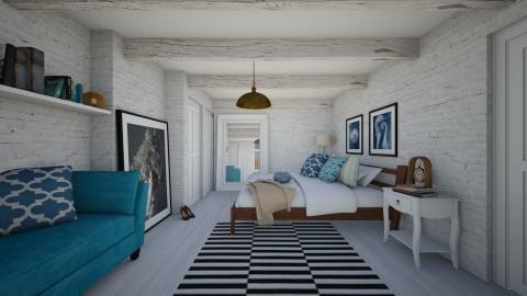 Bedroom redesign - Modern - Bedroom - by ANAAPRIL