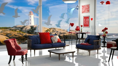 Jaya Tradition - Modern - Living room - by anchajaya