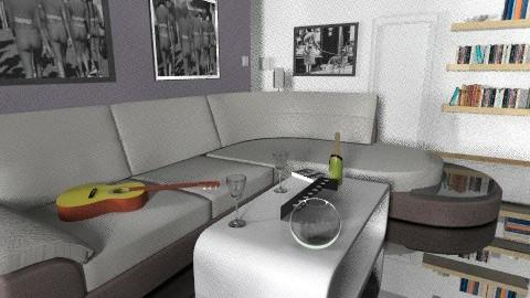 Livingroom 8 - Modern - Living room - by oxigen