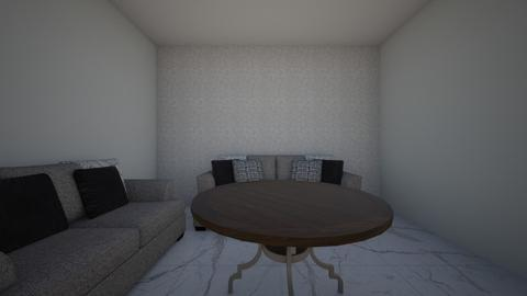 1 - Living room - by rawan design
