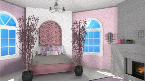 Girly Chiq - Glamour - Bedroom - by APInteriors