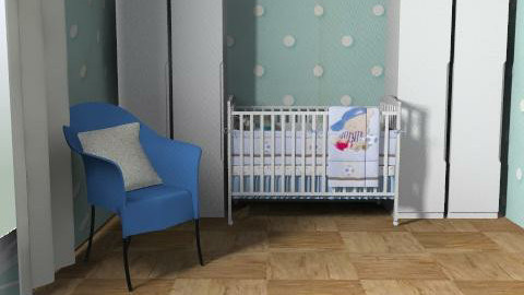 baby! - Country - Kids room - by Kimberleyx