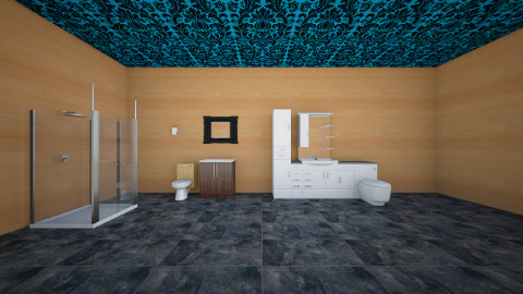 el baño - Bathroom - by javi2014