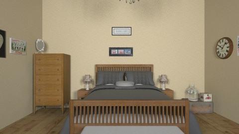 Vintage Bedroom - Vintage - Bedroom - by Calista Spears