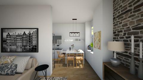 3187 - Living room - by celavia
