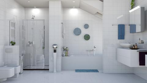 M_ W - Bathroom - by milyca8