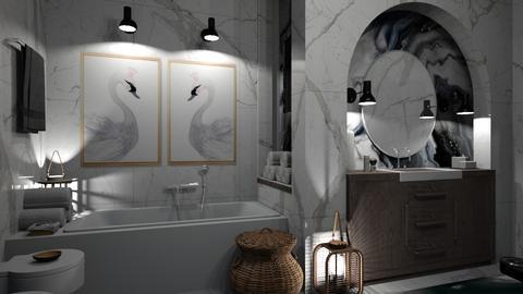 KYKNOS - Bathroom - by matina1976