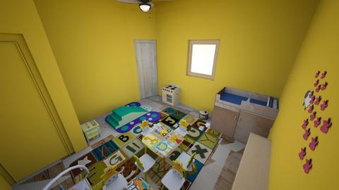Zseni land 3 - Kids room - by antnik