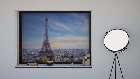 Windowsill - Modern - by millerfam