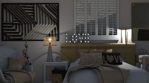 Grate_FULL - Bedroom - by RaeCam