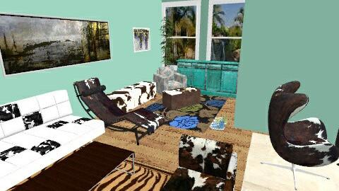 jazz - Rustic - Living room - by jazzmineherzig
