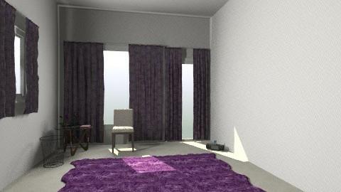 Yoga room of Silvia - Minimal - by sacerdote